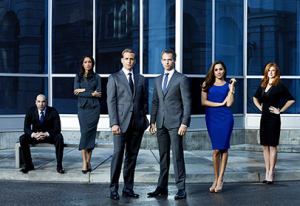 Suits to premiere season three July 16 on USA