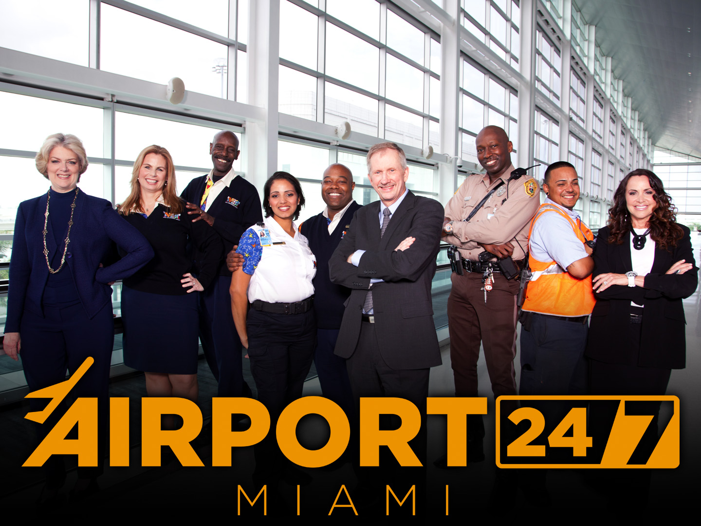 Airport 24/7 Miami premieres April 30 on Travel Channel