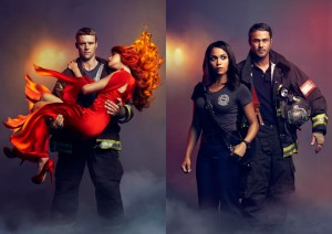 NBC renewed Chicago Fire for second season