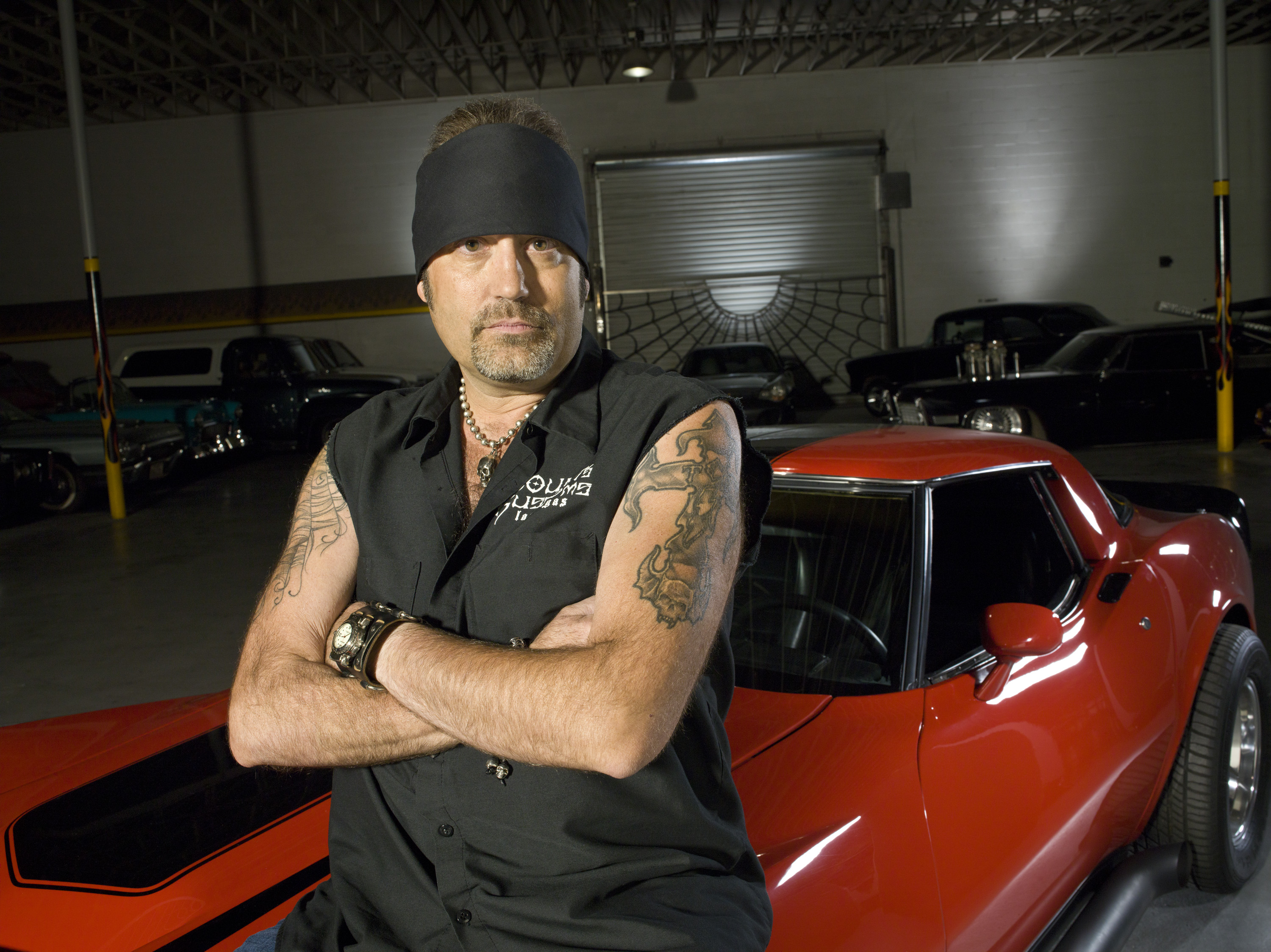 Counting Cars season two premieres April 9 on HISTORY - Series & TV