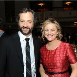 Judd Apatow and Amy Poehler Attend the 72nd Annual Peabody Awards at the Waldorf Astoria on Monday, May 20th