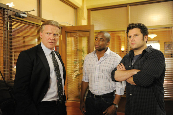 best quotes and moments from psych season seven finale no trout