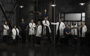 ABC renews Grey´s Anatomy for season ten