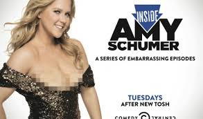 Comedy Central renews Inside Amy Schumer for season two