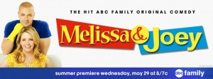 ABC Family to premiere Comedy Night May 29 with New seasons of Melissa & Joey, Baby Daddy and premiere of Dancing Fools