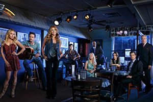 ABC renews Nashville for season two