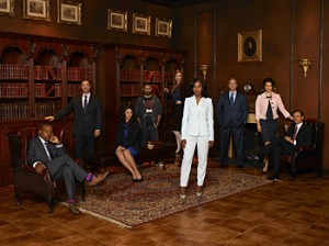 ABC renews Scandal for season three