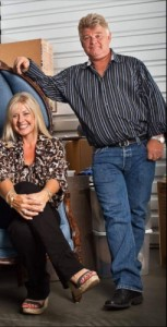 Storage Wars stars Dan and Laura Dotson to launch Yard Sale Expo & Flea Market at Fairplex Pomona June 29
