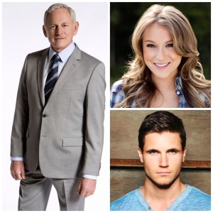 "Hallmark Channel News: Victor Garber, Michelle Forbes, Alexa Vega & Robbie Amell Start Production on ""The Hunters"""