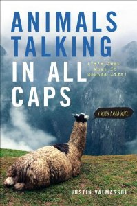Animals Talking in All Caps book review