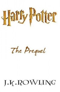 Harry Potter The Prequel by JK Rowling book review
