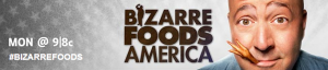 Bizarre Foods America with Andrew Zimmern renewed for more episodes
