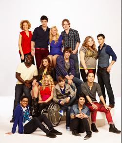 Oxygen cancels The Glee Project
