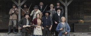 Hatfields And McCoys: White Lightning premieres August 1 10PM on HISTORY