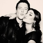 #RIPCory Our hearts to Lea Michele