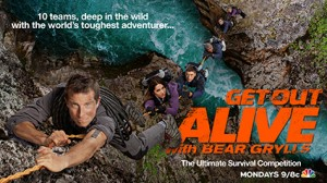 Get Out Alive with Bear Grylls contest and Giveaway