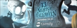 Complete Schedule of 13 Night of Halloween 2013 on ABC Family – What will happen?