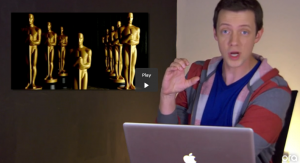 The Daily Rehash - Oscar Buzz- with Eugenio Derbez - DAILY REHASH - Ora TV - Ora.Tv