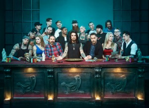 Spike renews Ink Master for season four