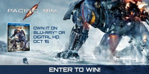 Pacific Rim Blu-ray Contest and Giveaway