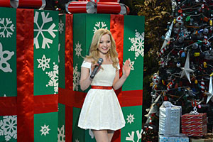 Disney Channel launches 2013 Fa-la-la-lidays with Good Luck Charlie and Jessie crossover