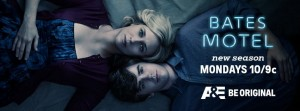 A&E renews Bates Motel for season three