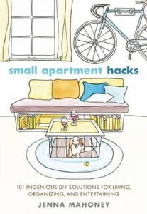 Small Apartments Hacks book review