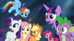 My Little Pony Friendship is Magic Mega Mare-athon on HUB Network