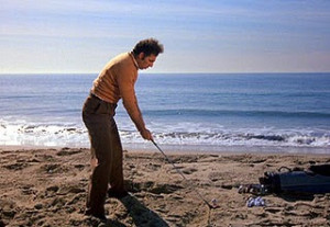 Three Memorable TV Golf scenes