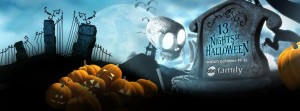 13 Nights of Halloween Returns to ABC Family October 19 to 31 – Programming schedule