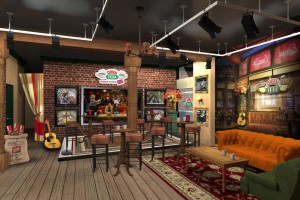 Central-Perk-Friends-Orange-Couch-+-Seating-Area-1024x684