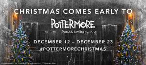 J.K. Rowling to release 12 new Harry Potter stories starting December 12