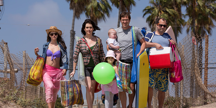 togetherness-review-pilot
