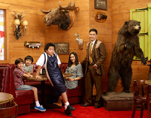 Fresh Off The Boat premiere review and rating: C-