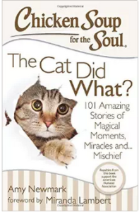 Chicken Soup for the soul: The cat did what? book review
