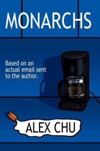 Monarchs by Alex Chu book review