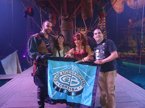 Pirate´s Dinner Adventure - Orlando Florida