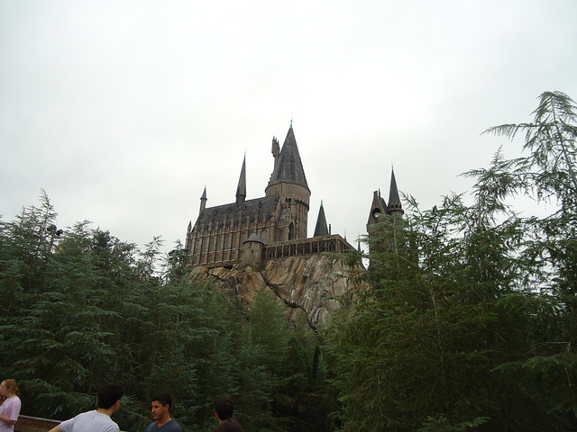 Universal Studios Islands of Adventure - Hogwarts