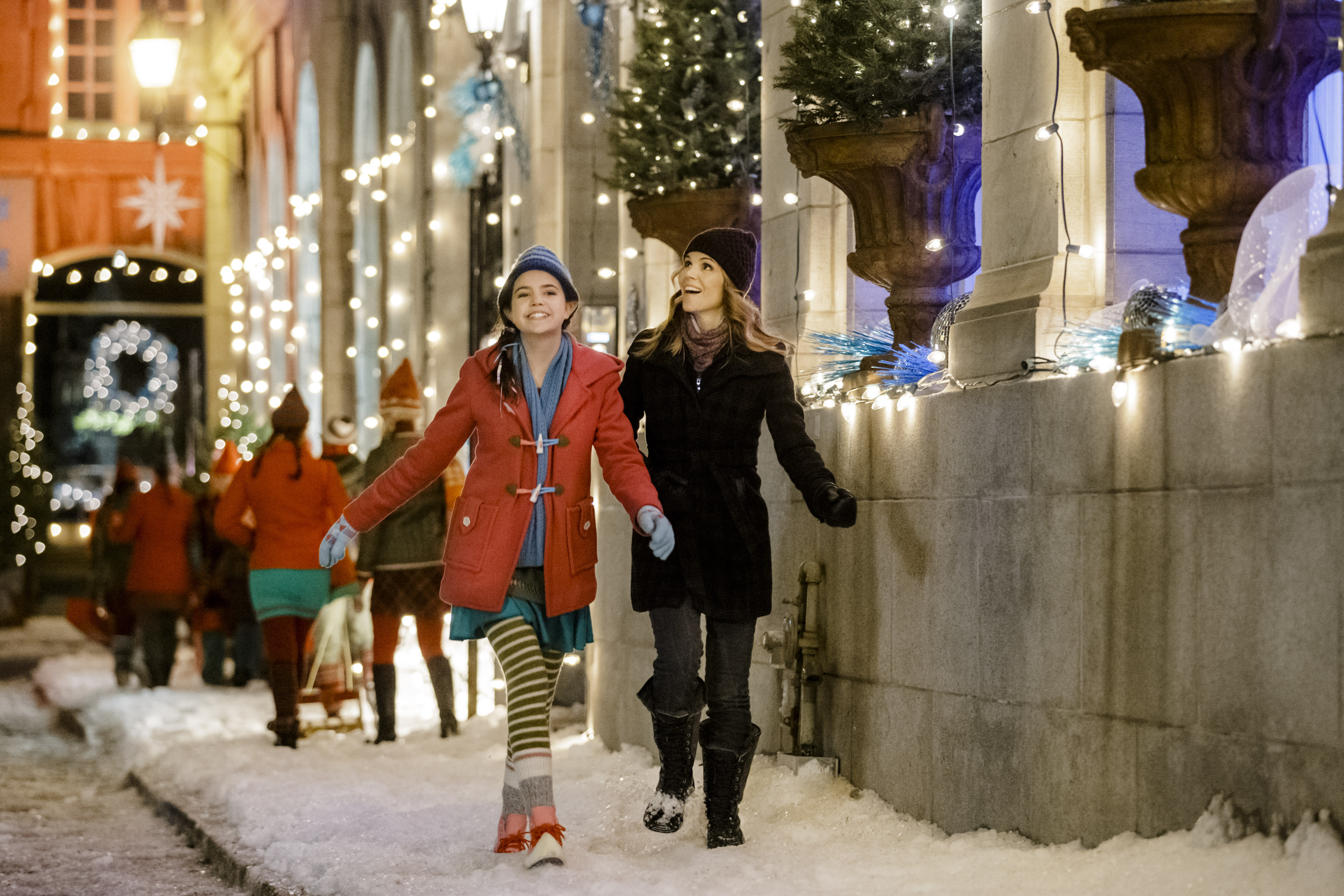 Countdown To Christmas Complete Programming on Hallmark Channel