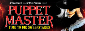 What to watch on Halloween 2015? El Rey Marathons Puppet Master