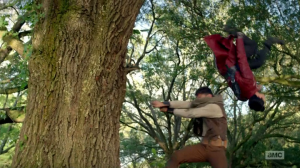 Into the Badlands premiere review