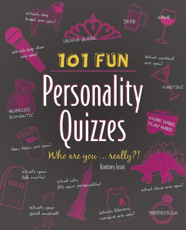 101 Fun Personality Quizzes book review ulysses