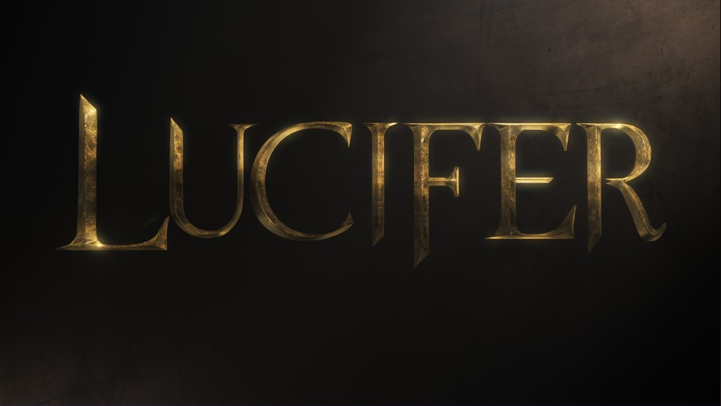 lucifer pilot review fox logo
