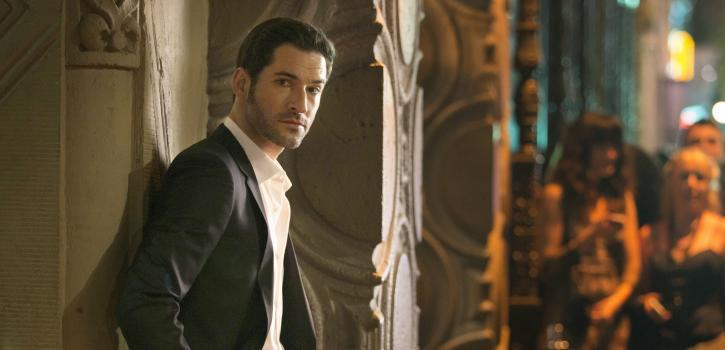 lucifer pilot review tom ellis fox