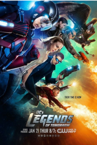 Legends of Tomorrow, the new DC´s Universe show review