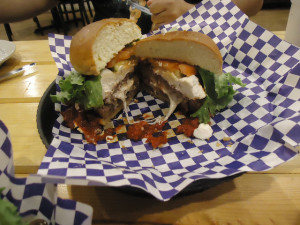 Visiting Boulevard Burgers in St Pete Florida #TravelTips