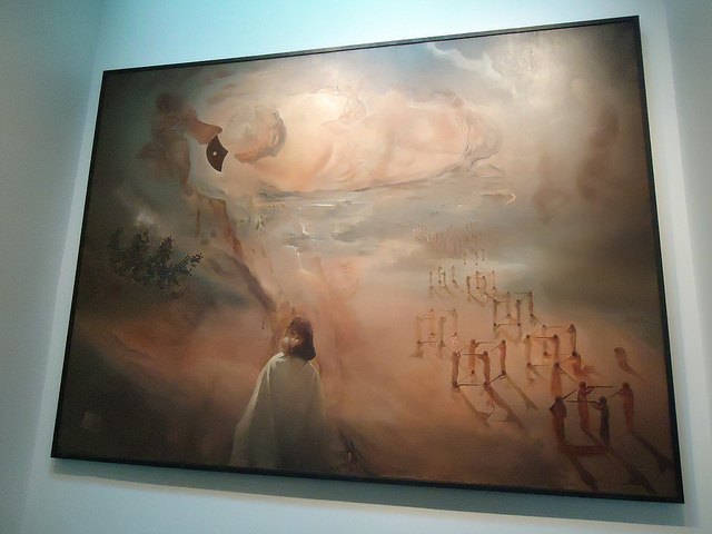 The Dali Museum Painting