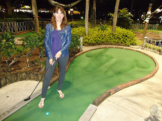 pirate´s cove orlando minigolf
