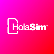 Using HolaSim phone card when on a trip #TravelTips