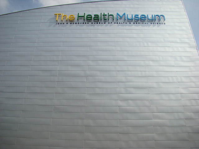 The Health Museum Houston Texas